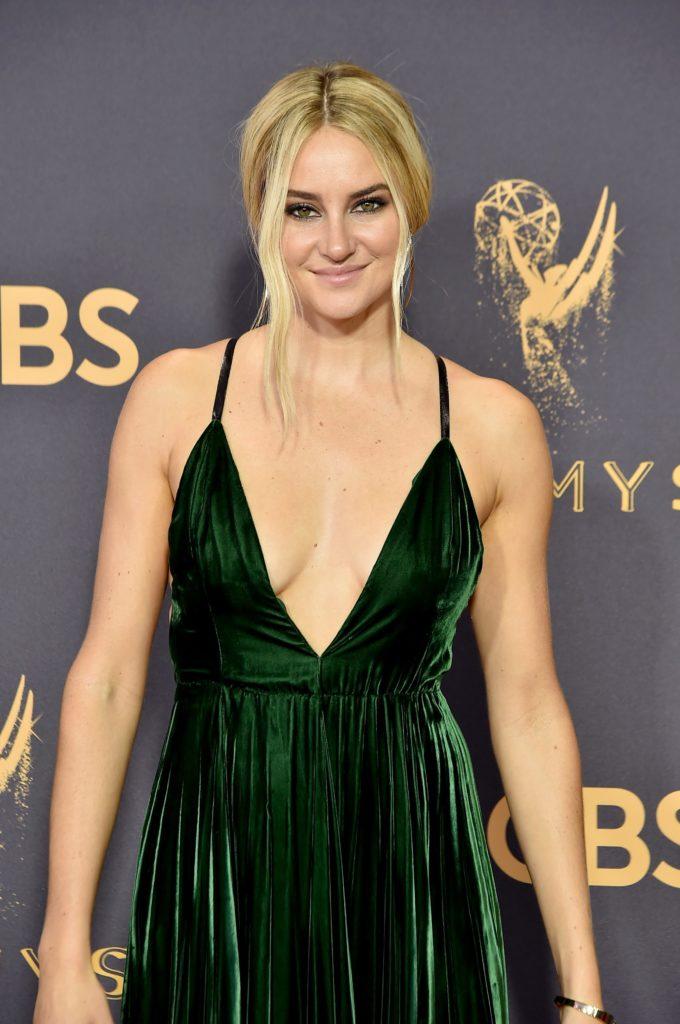 Shailene Woodley Emmy Dress Photos