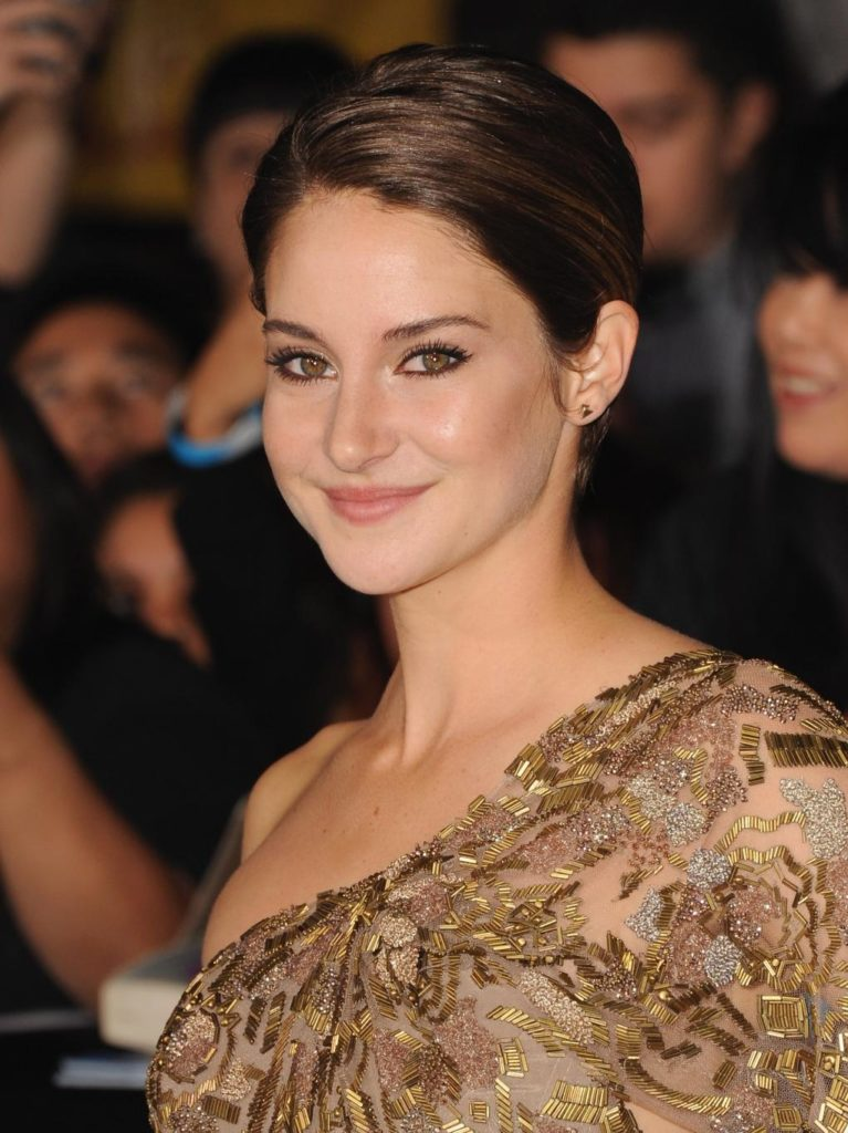 Shailene Woodley Event Pictures