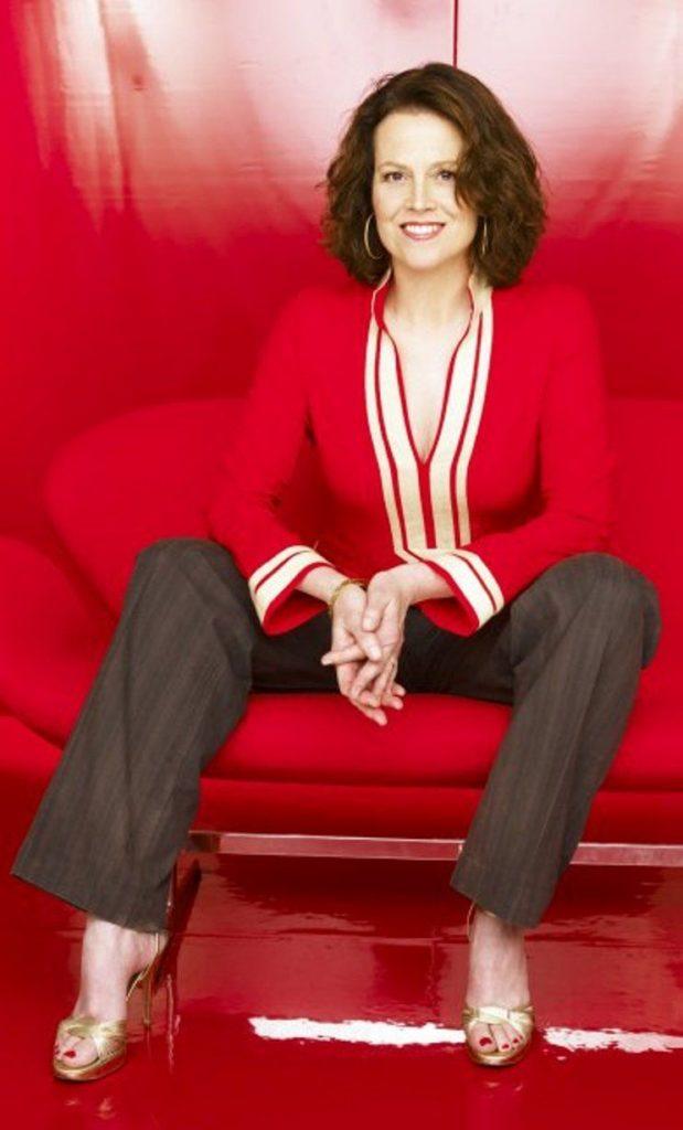 Sigourney Weaver Feet Photos