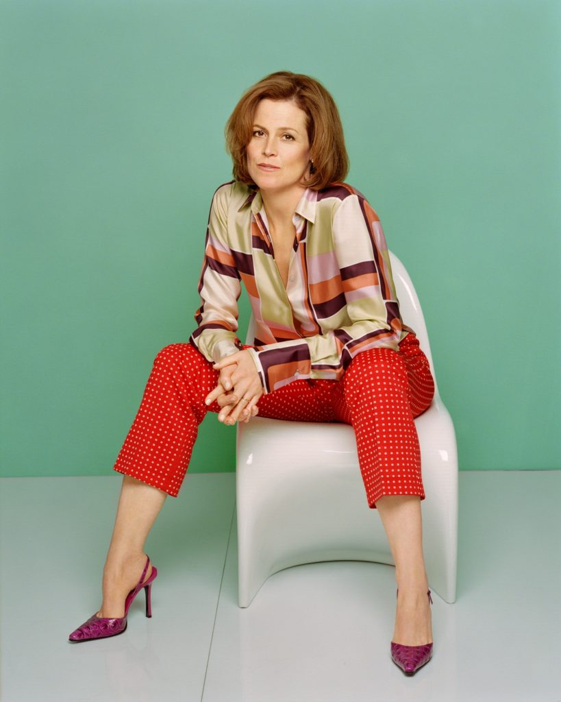 Sigourney Weaver Legs Images