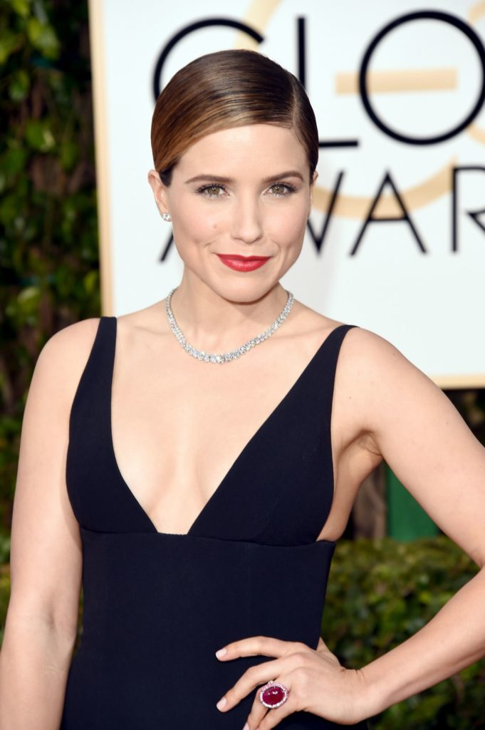 Sophia Bush Braless Wallpapers