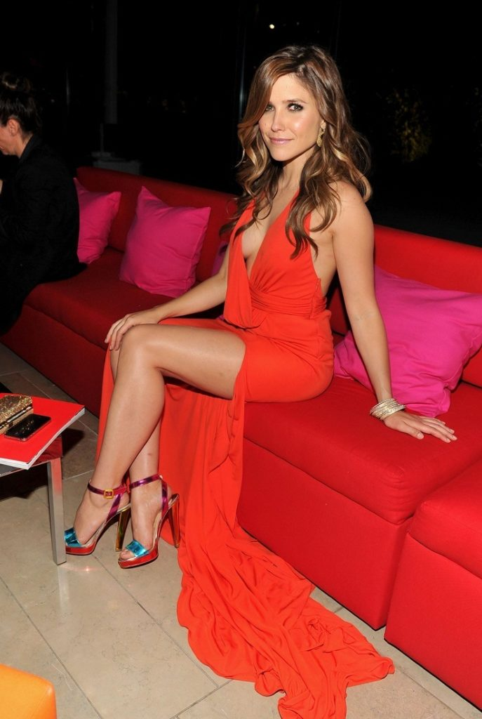 Sophia Bush Feet Images