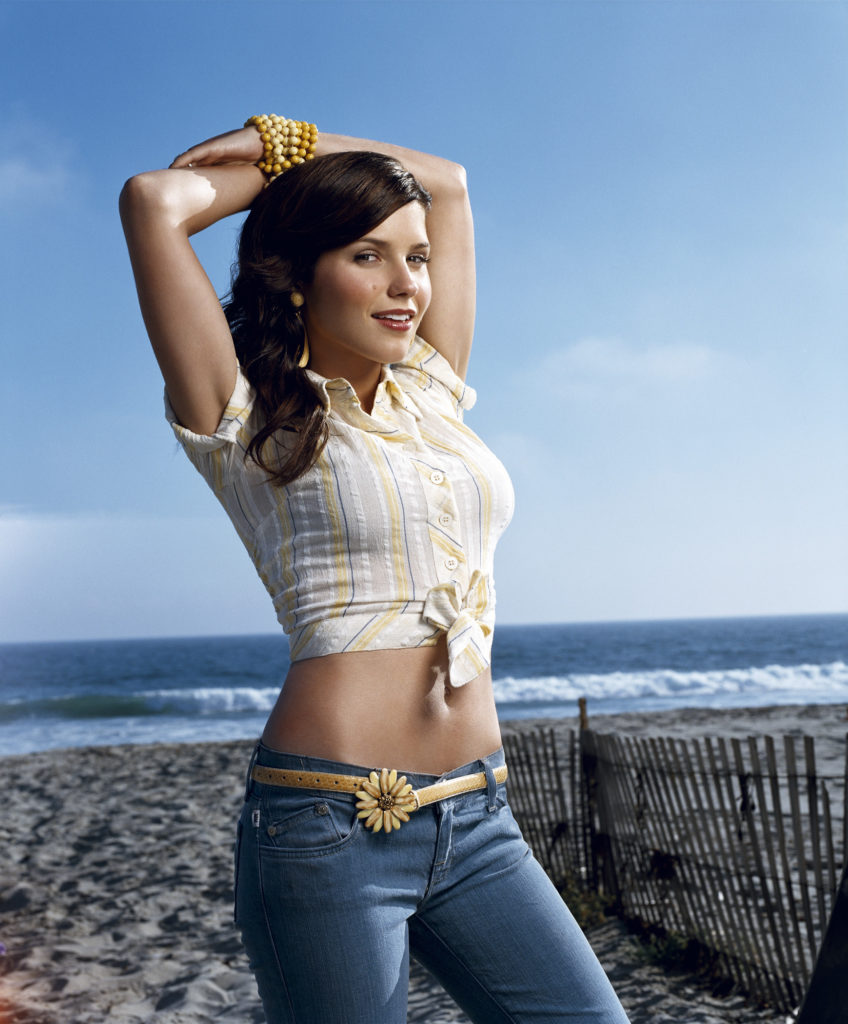 Sophia Bush Jeans Photos