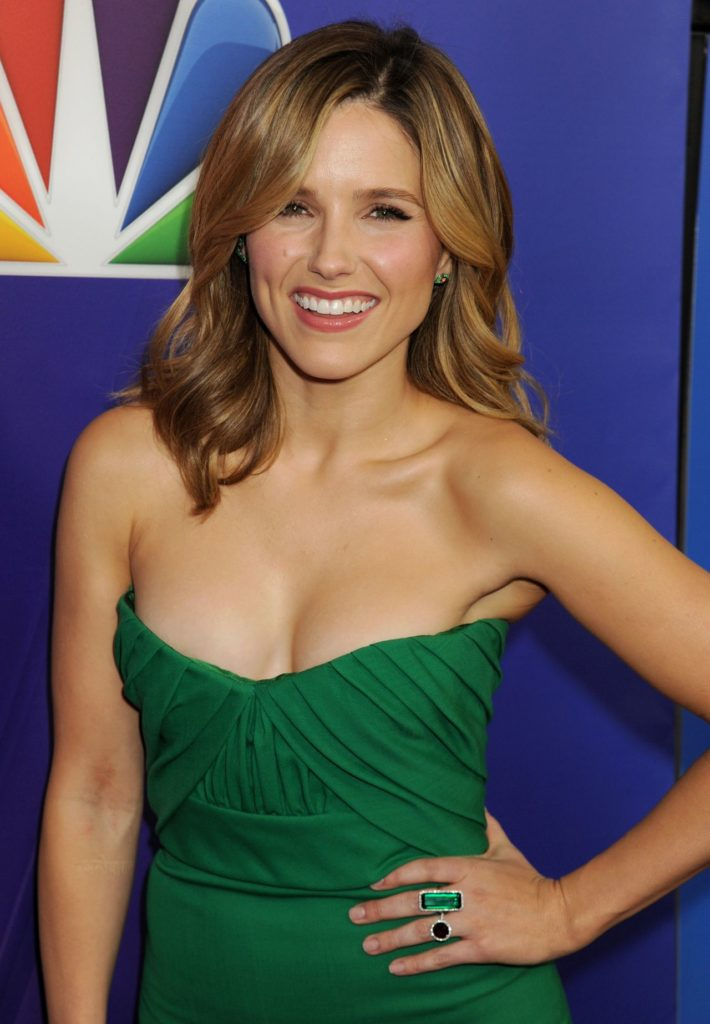 Sophia Bush Muscles Images
