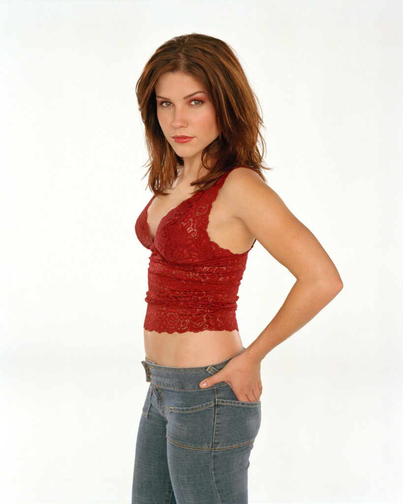 Sophia Bush Navel Wallpapers