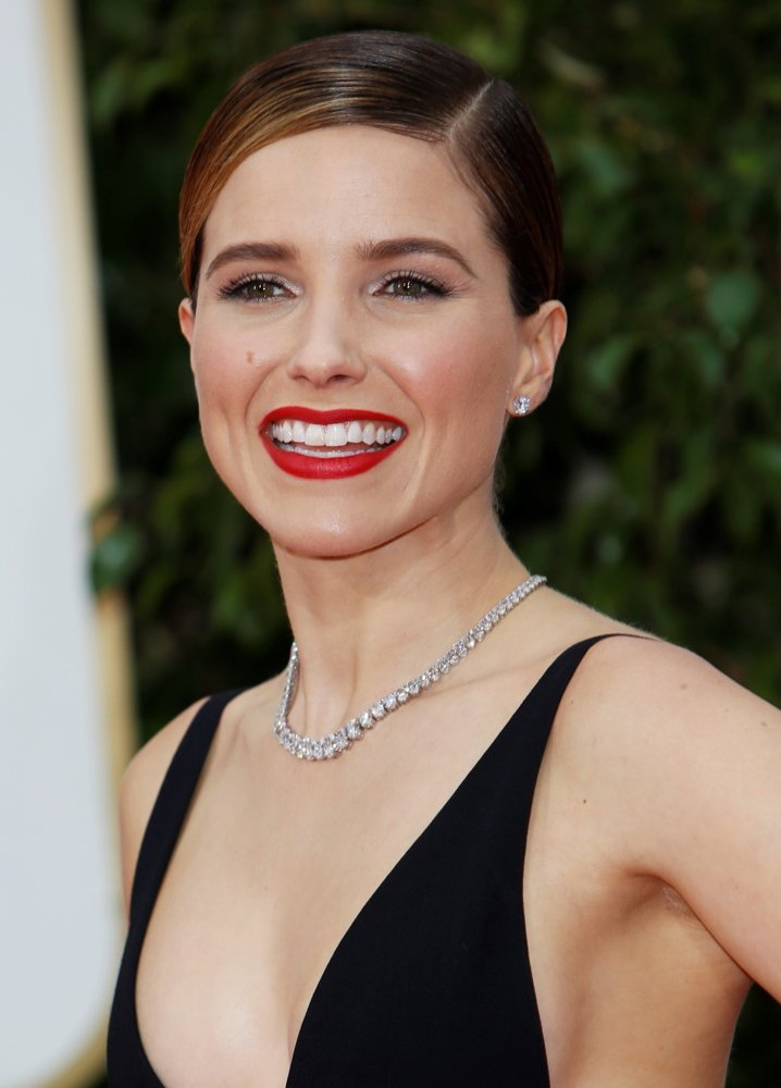 Sophia Bush Smile Face Photos