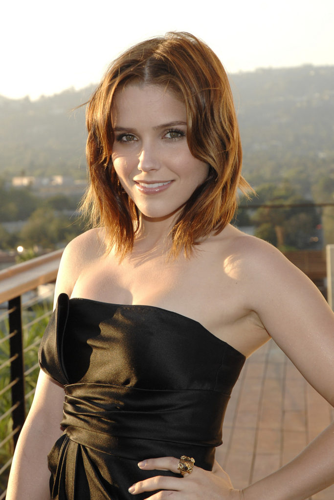 Sophia Bush Yoga Pants Pics