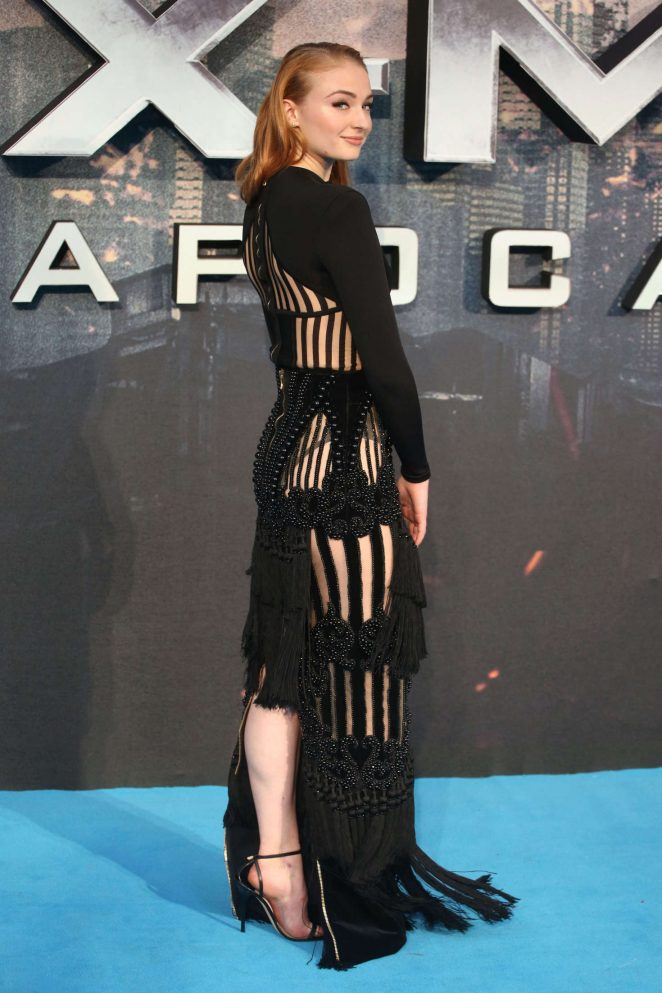 Sophie Turner Backside Images
