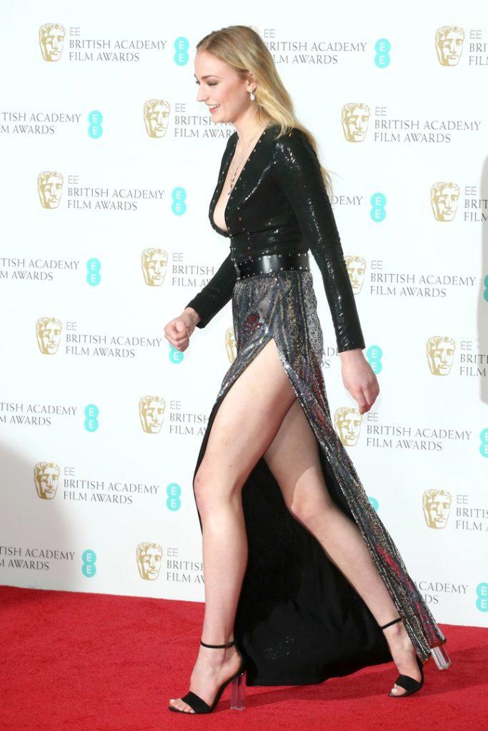Sophie Turner Lingerie Images