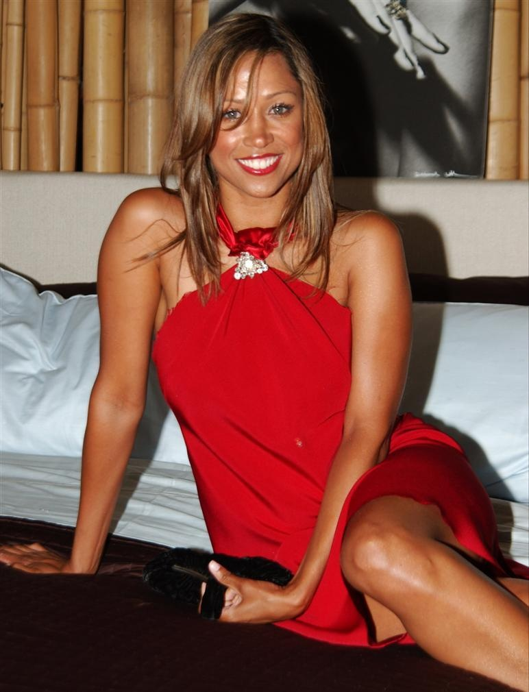 Stacey Dash Legs Pictures