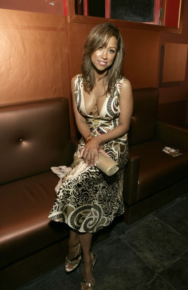 Stacey Dash Workout Pictures