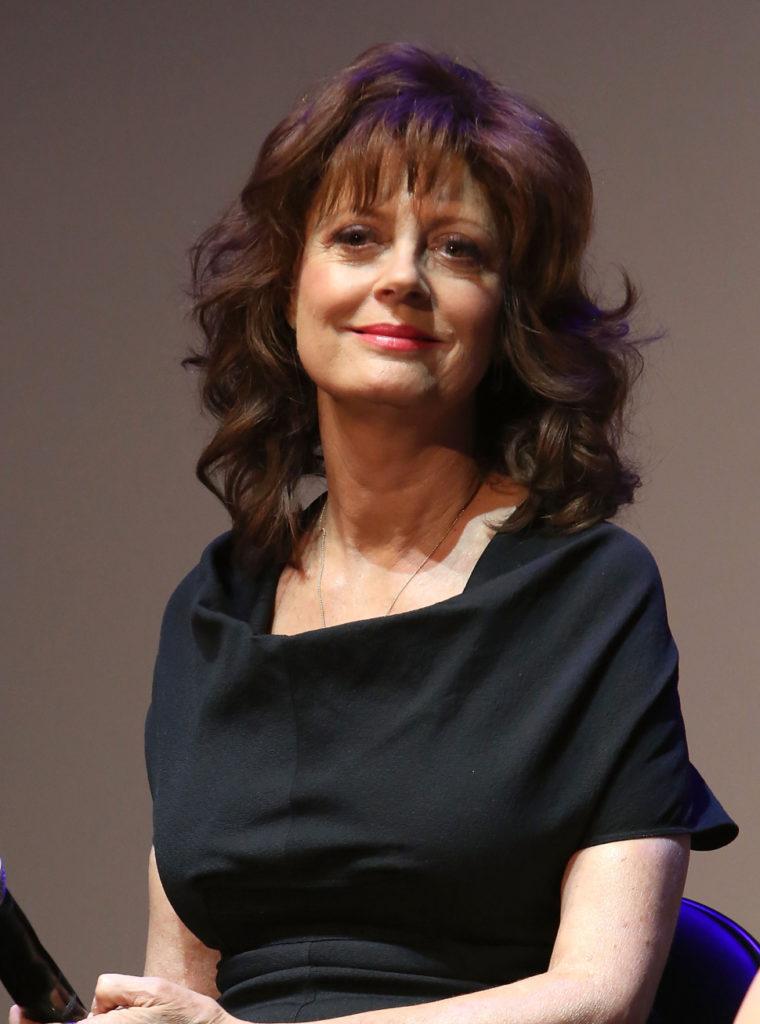 Susan Sarandon Haircut Pictures