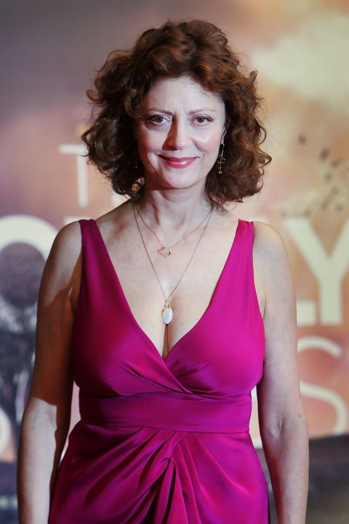 Susan Sarandon Sexy Images