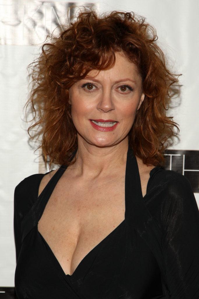Susan Sarandon Short Hair Images