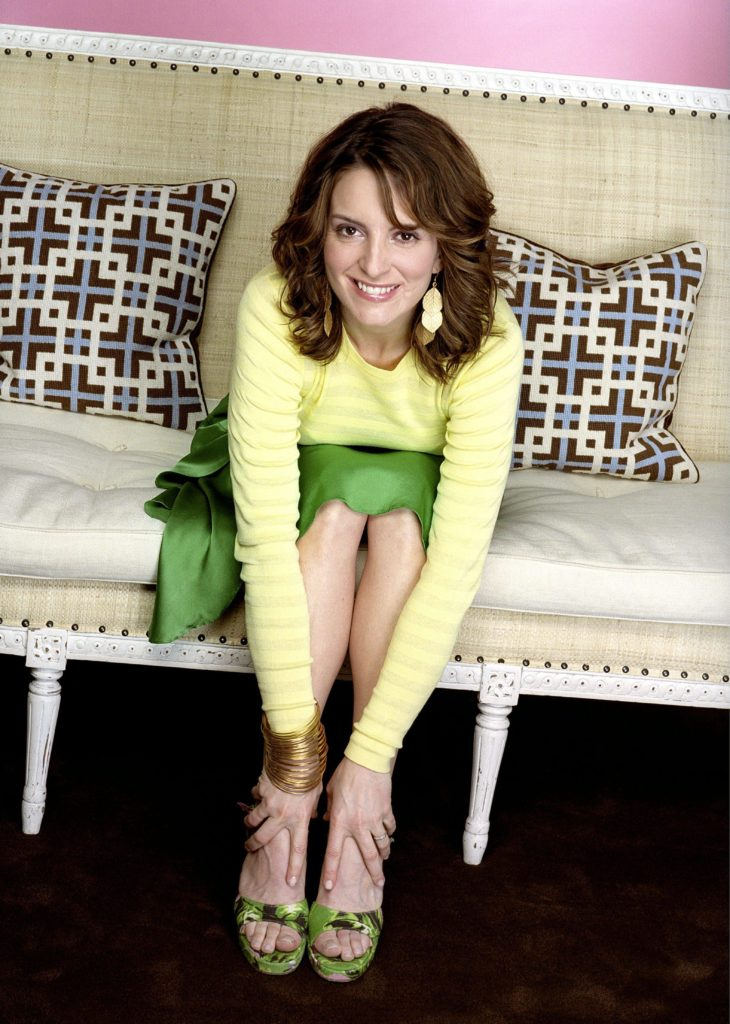 Tina Fey Feet Pictures