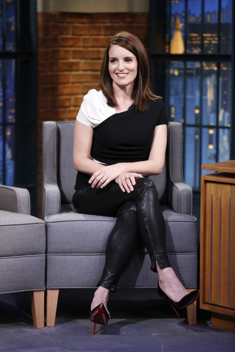 Tina Fey Heels Wallpapers