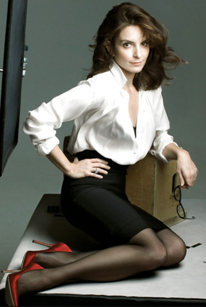 Tina Fey Legs Images