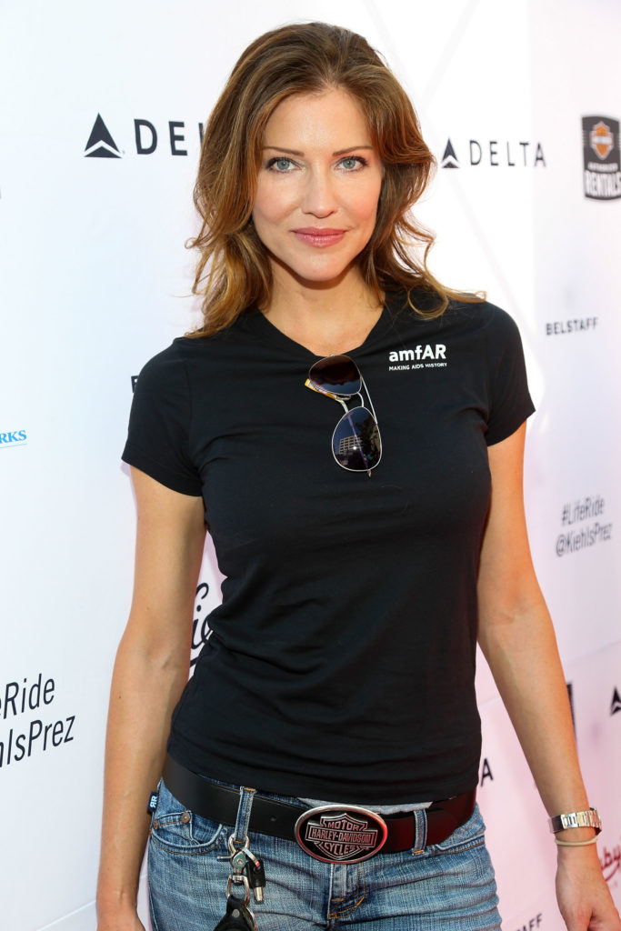 Tricia Helfer Event Wallpapers