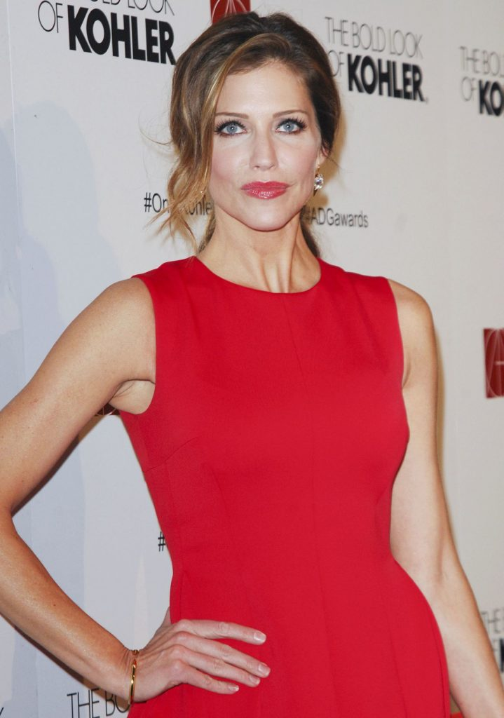 Tricia Helfer Muscles Images