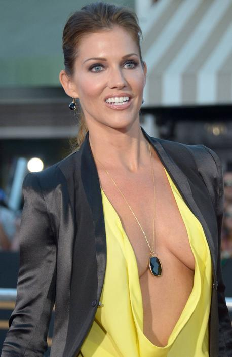 Tricia Helfer Oops Moment Images