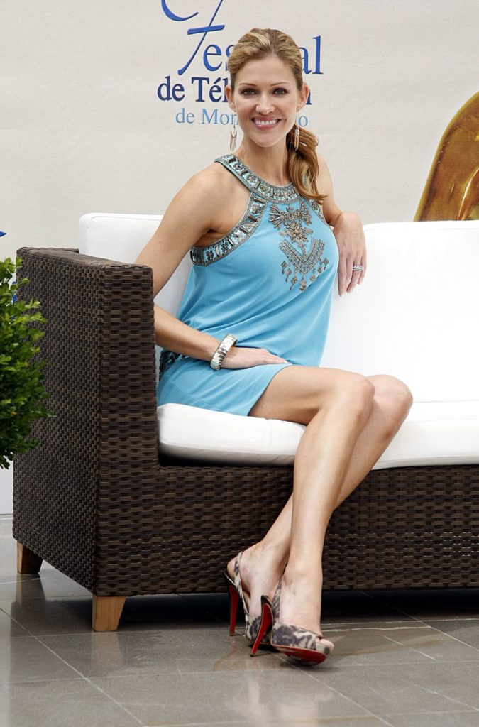 Tricia Helfer Shorts Images