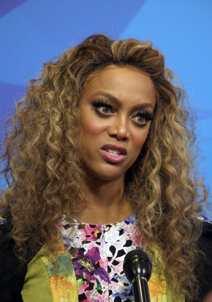 Tyra Banks Cute Images