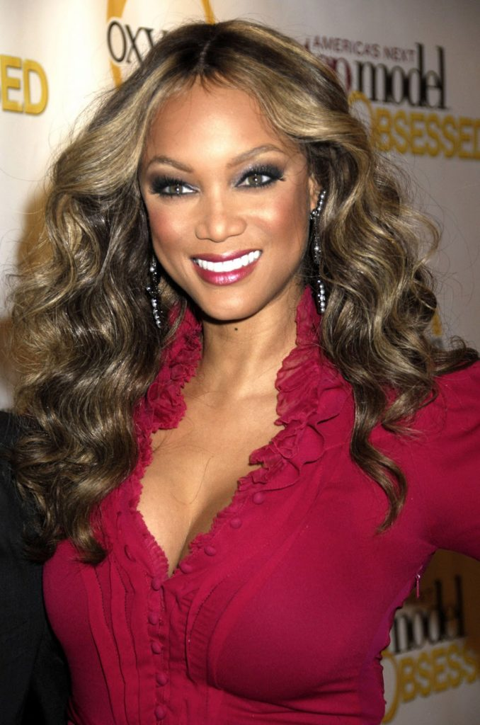 Tyra Banks Lingerie Images
