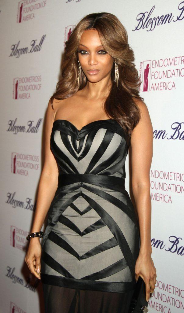 Tyra Banks Muscles Pics