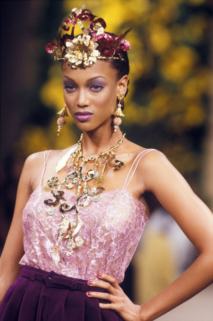 Tyra Banks Rampwalk Pictures