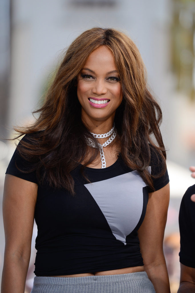 Tyra Banks Smile Images