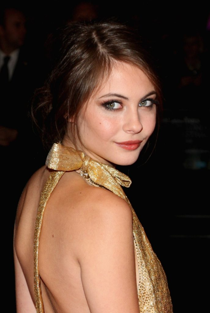 Willa Holland Backless Images