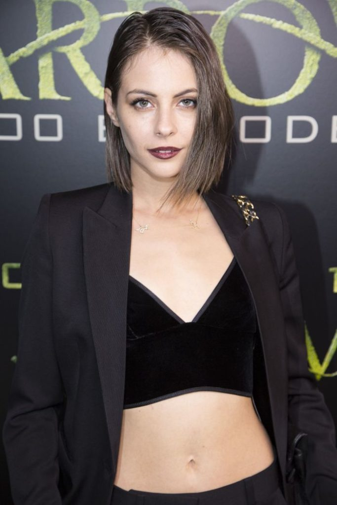 Willa Holland Bra Images