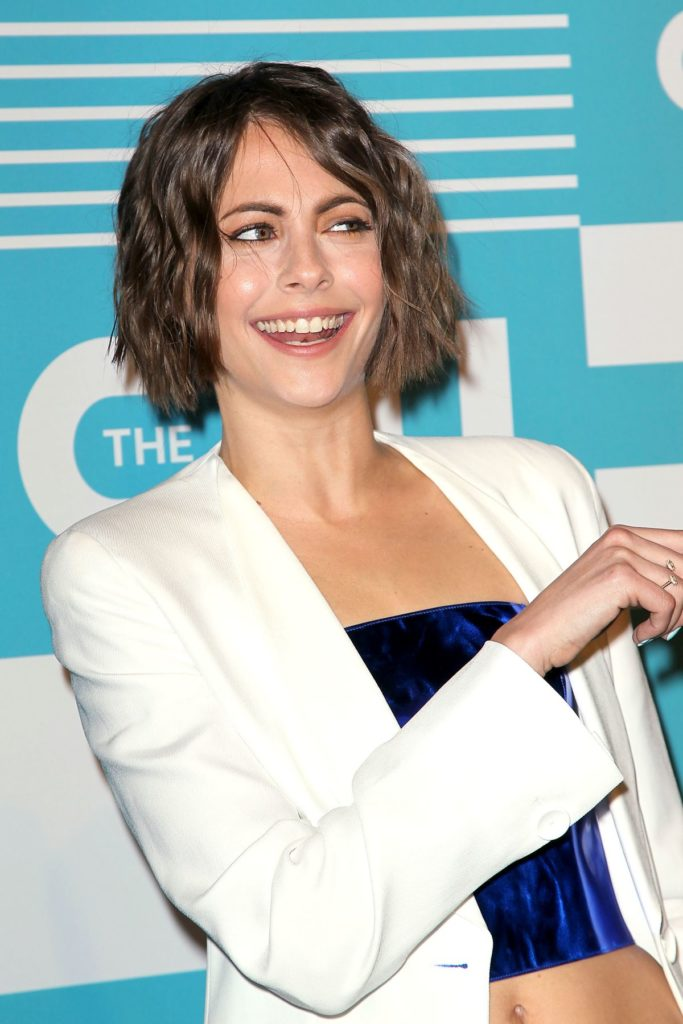 Willa Holland Cute Smile Images