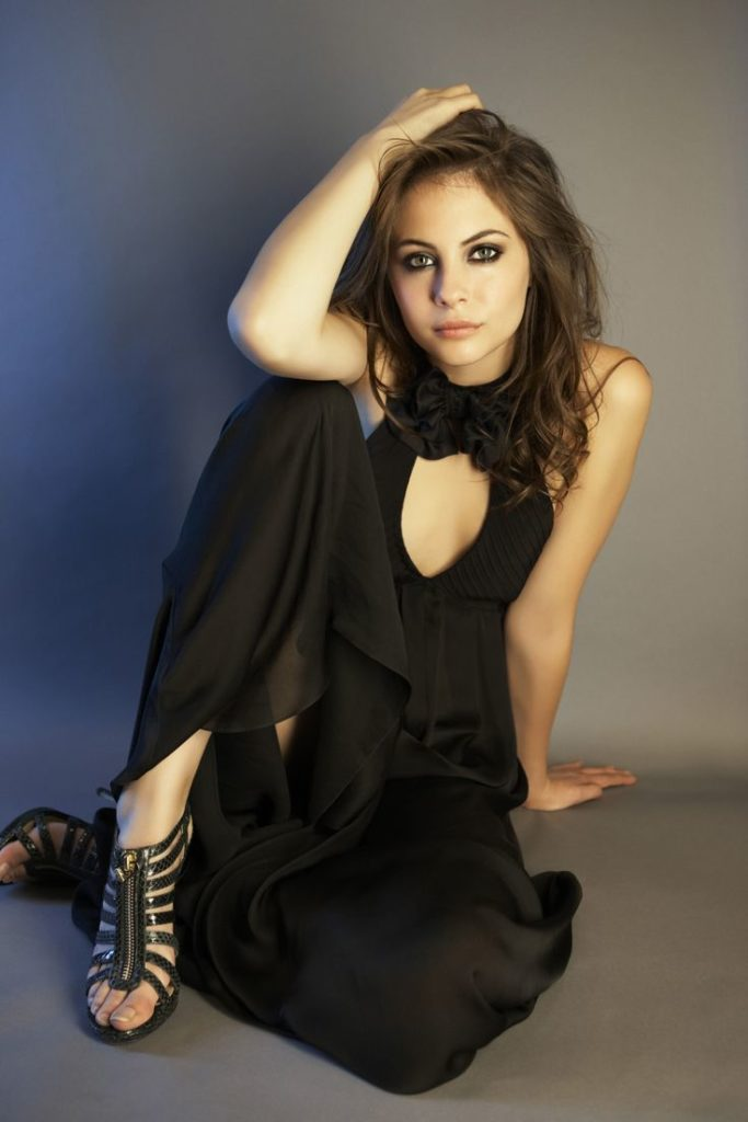 Willa Holland Heels Wallpapers