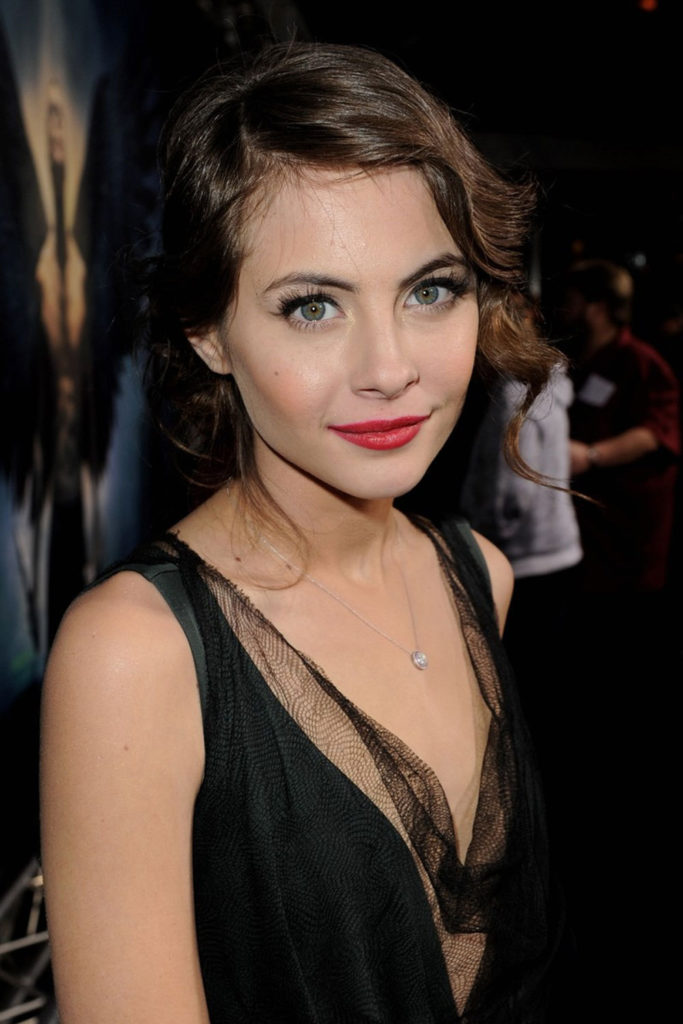 Willa Holland New Images