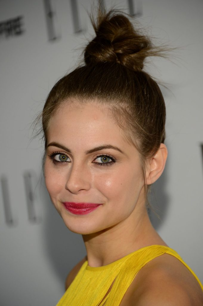 Willa Holland Sexy Eyes Pics