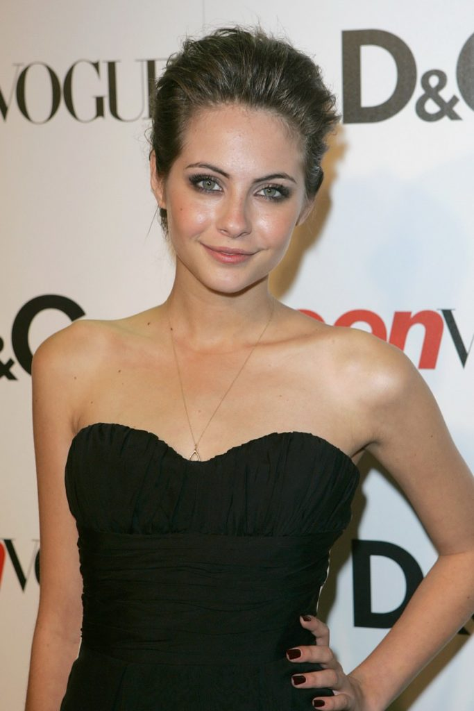 Willa Holland Topless Photos