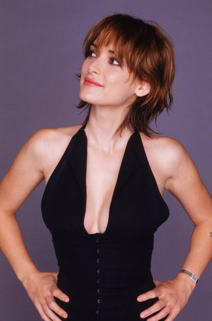 Winona Ryder Hair Style Images