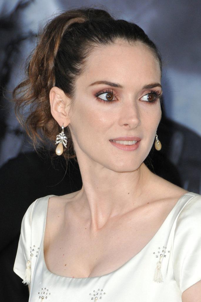 Winona Ryder Makeup Images