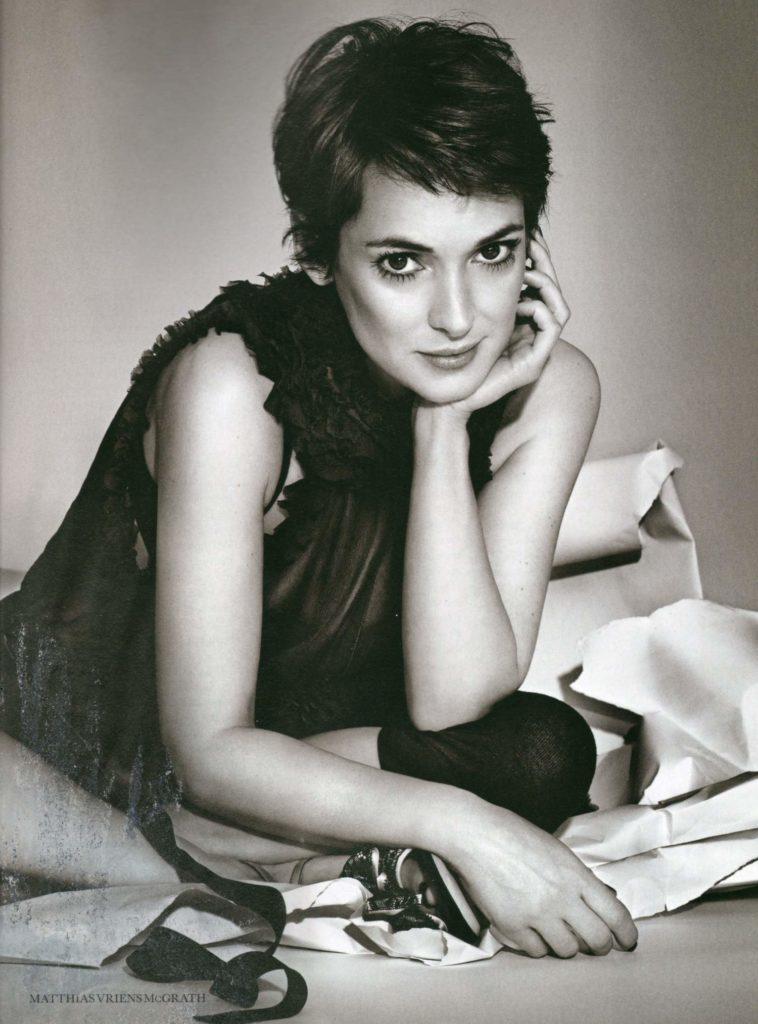 Winona Ryder Short Hair Images