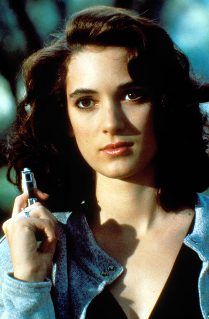 Winona Ryder Young Age Pics