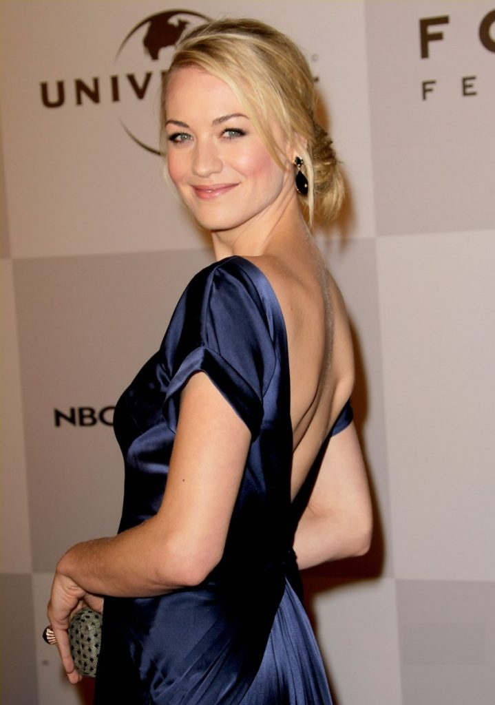 Yvonne Strahovski Backless Images