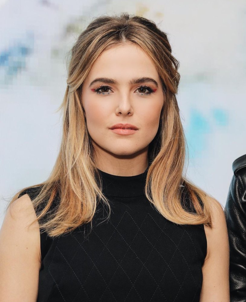 Zoey Deutch Hairstyle Pics