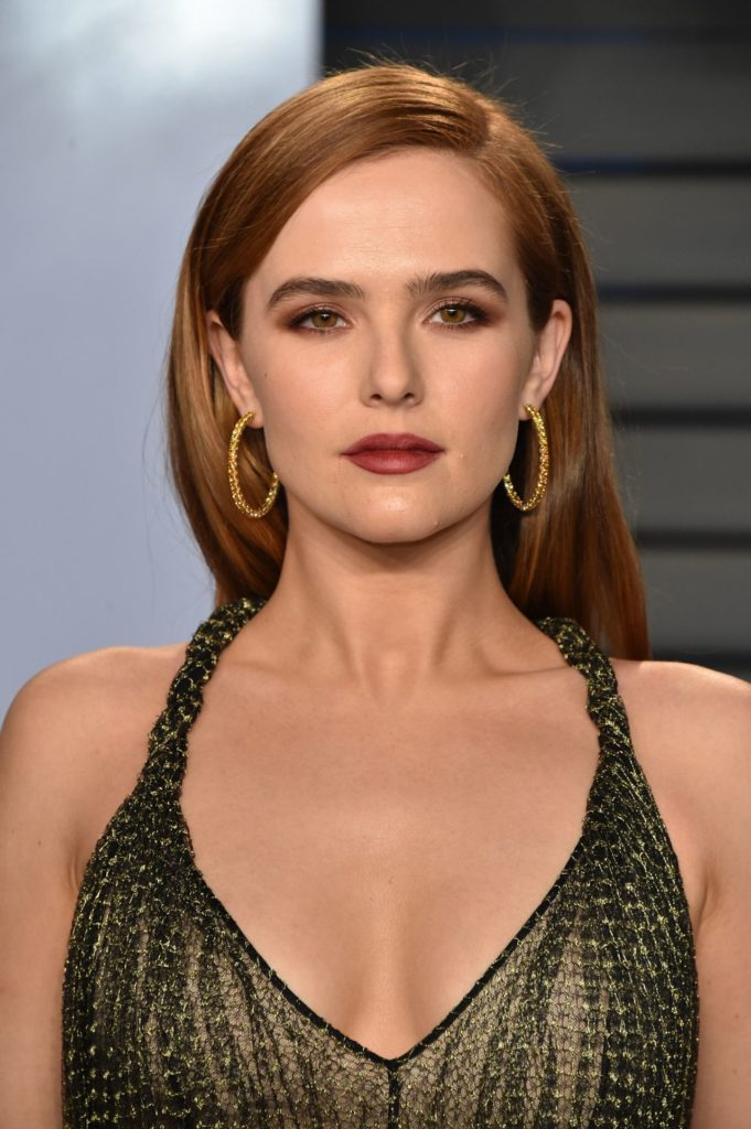 Zoey Deutch Makeup Images