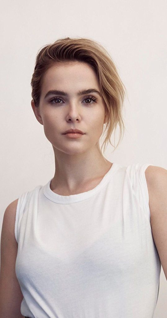 Zoey Deutch Short Hair Wallpapers