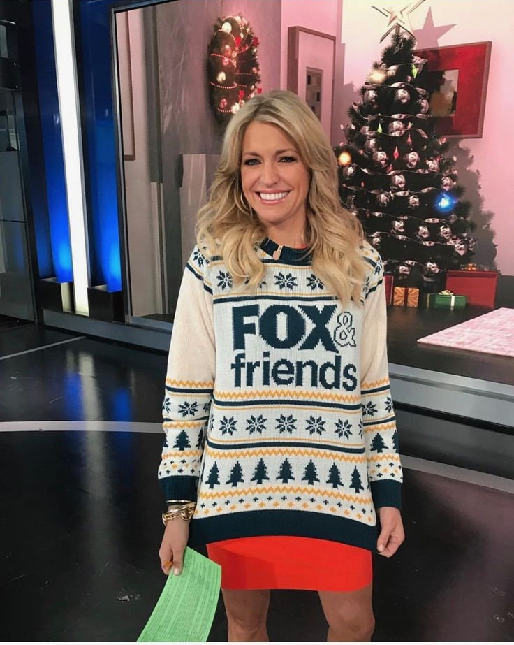Ainsley-Earhardt-Skirt-Images