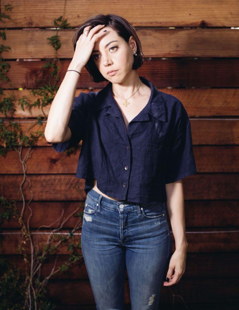 Aubrey-Plaza-Jeans-Wallpapers
