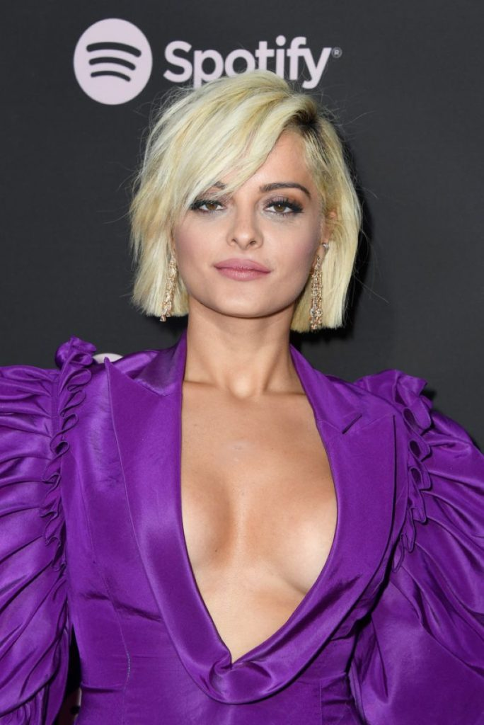 Bebe-Rexha-Topless-Images