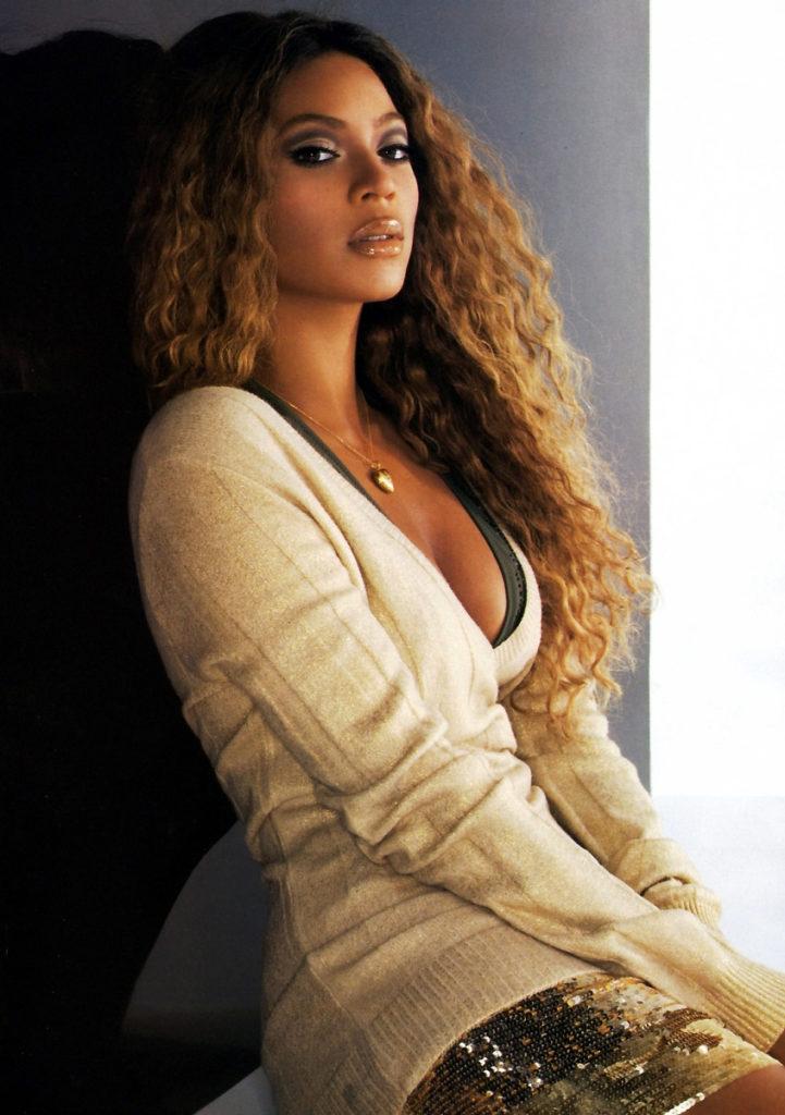 Beyonce-Braless-Images