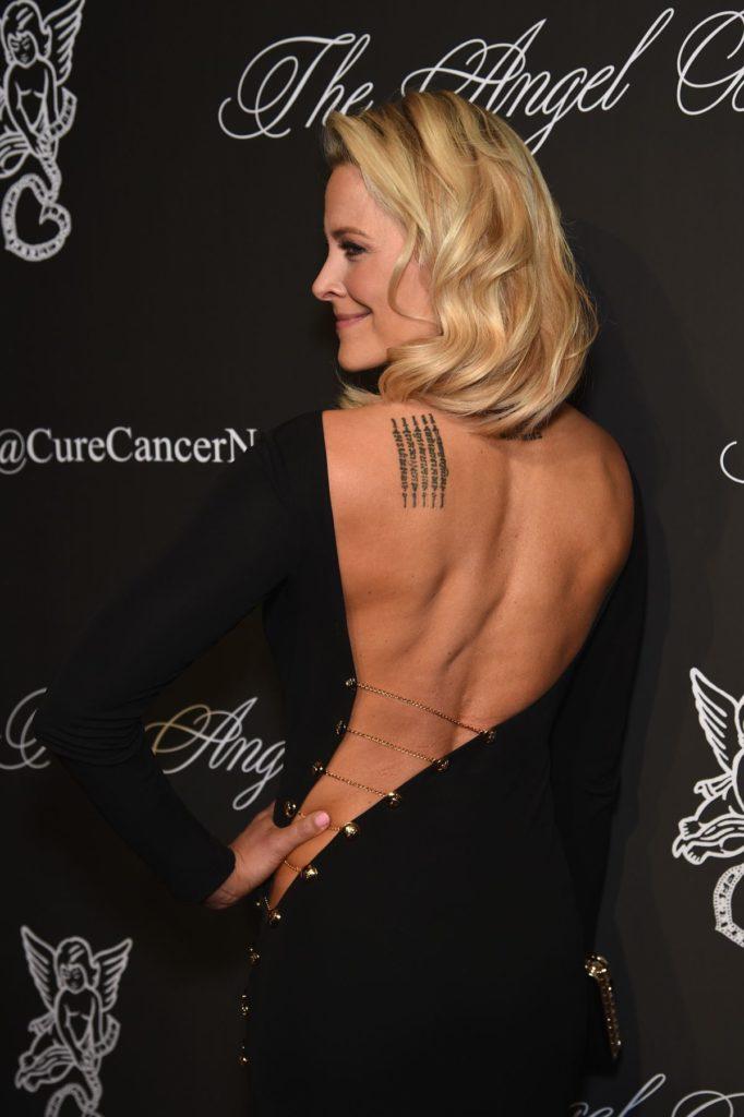 Brittany-Daniel-Backless-Tattoos-Pics